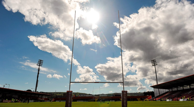 A general view of the pitch at Irish Independent Park, Cork Photo: Eóin Noonan / SPORTSFILE