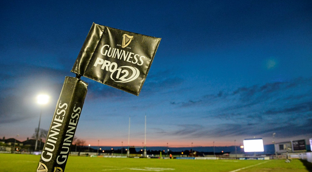 'Last season 7,745 supporters attended the memorable 24-16 win against Munster on New Year's Day and a similar attendance and result would make Saturday week an occasion to remember for the province' Stock photo: Sportsfile