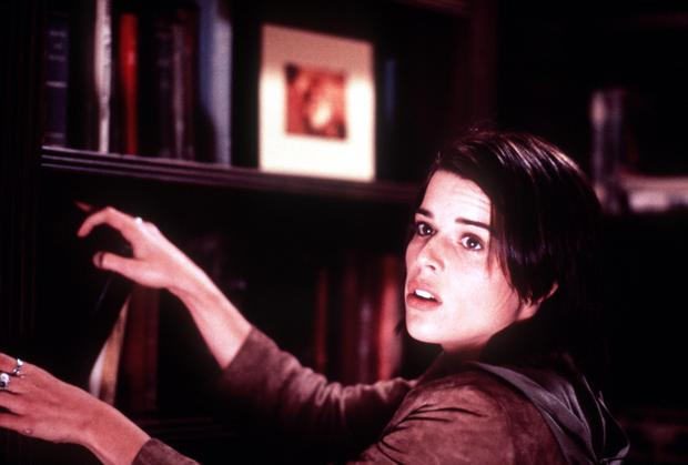 Neve Campbell in Wes Craven's