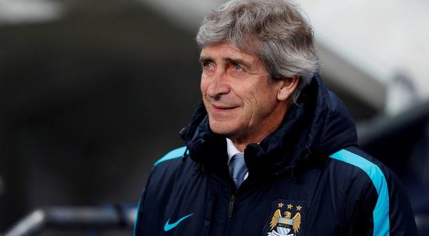 """It's a difficult draw as always,"" Pellegrini said Photo: Reuters"