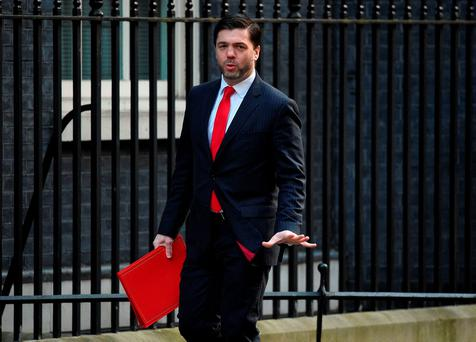Stephen Crabb Credit: Andrew Matthews/PA Wire