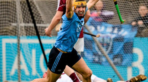 'In Eamon Dillon, Dublin seem to have uncorked a genuine attacking talent, with burning pace and a natural instinct to go for the jugular'. Photo: Seb Daly / Sportsfile