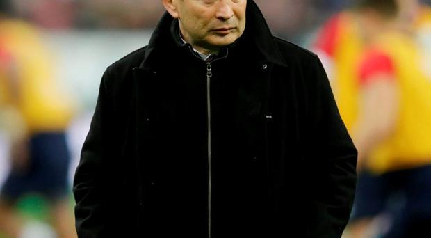 England head coach Eddie Jones. Photo: Henry Browne/Action Images via Reuters
