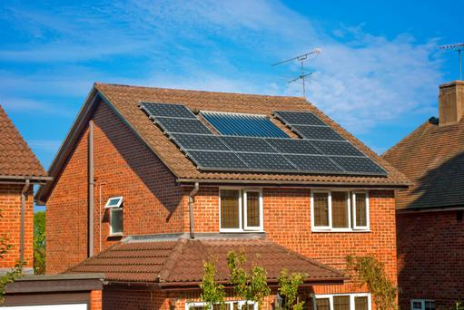 It hasn't taken off here yet, but renting roof space to solar energy companies is a growing trend in the UK. We may be next
