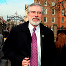 Gerry Adams. Photo: AFP/Getty