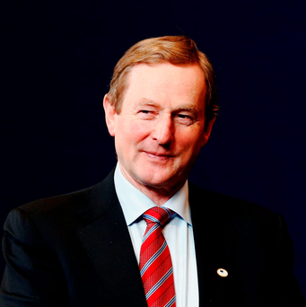 Enda Kenny. Photo: Getty Images
