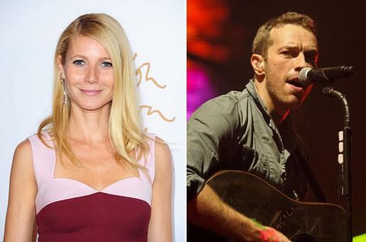 Chris Martin has described his relationship with Paltrow as a