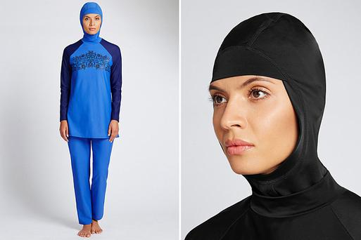 A burkini (stock image)