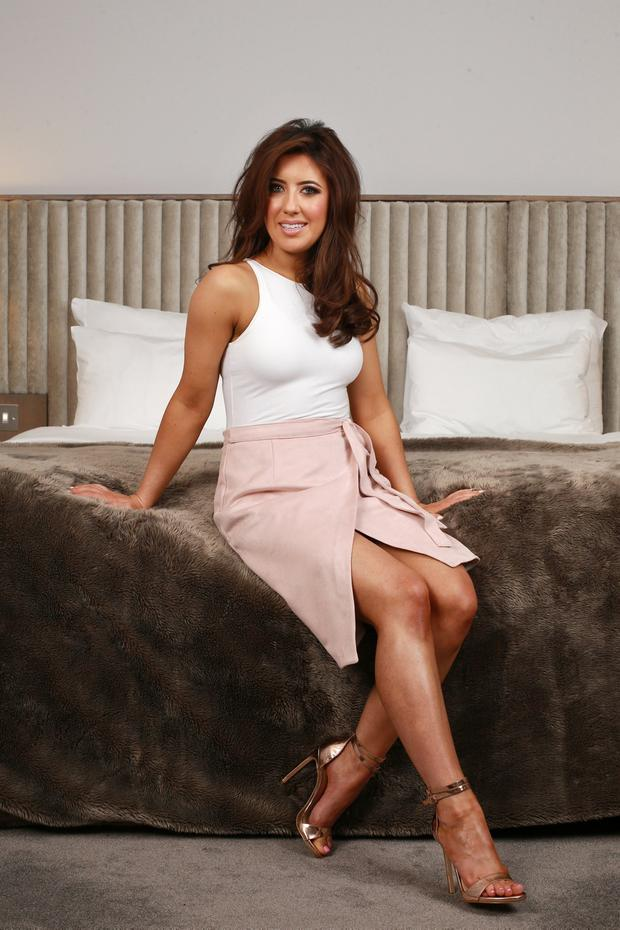 Lottie Ryan photographed in the Spencer Hotel for the Sunday World. Picture Credit : Frank Mc Grath 3/3/16