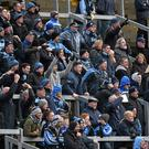 'Mayo have had two attendances of over 10,000 at recent League games, while Dublin have often doubled that this year' Photo: Sportsfile