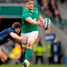 Jamie Heaslip has been reinvigorated by CJ Stander's inclusion. Photo: Sportsfile
