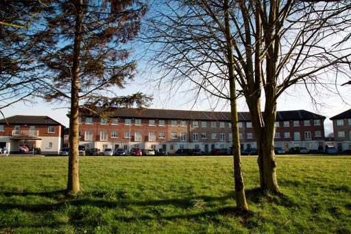 Members of the newly formed Tyrrelstown Tenants Action Group are demanding more assurances and urging Government action against so-called vulture funds