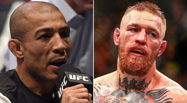 Jose Aldo has taken aim at Conor McGregor again