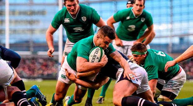 Conor Murray was unlucky to miss out