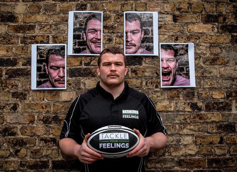 Ireland prop Jack McGrath