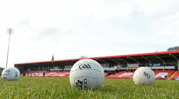 The 2017 Allianz football and hurling league finals look set to be played two weeks earlier with a month-long period largely free of inter-county fixtures being created between April and May. Stock photo: Philip Fitzpatrick / Sportsfile