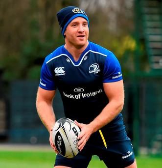 Luke Fitzgerald. Photo: Ramsey Cardy / Sportsfile