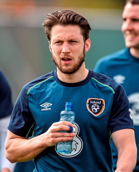 Bournemouth's and the Republic of Ireland's Harry Arter. Picture credit: David Maher / Sportsfile