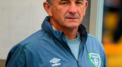 Republic of Ireland under-21 manager Noel King. Photo: Sportsfile