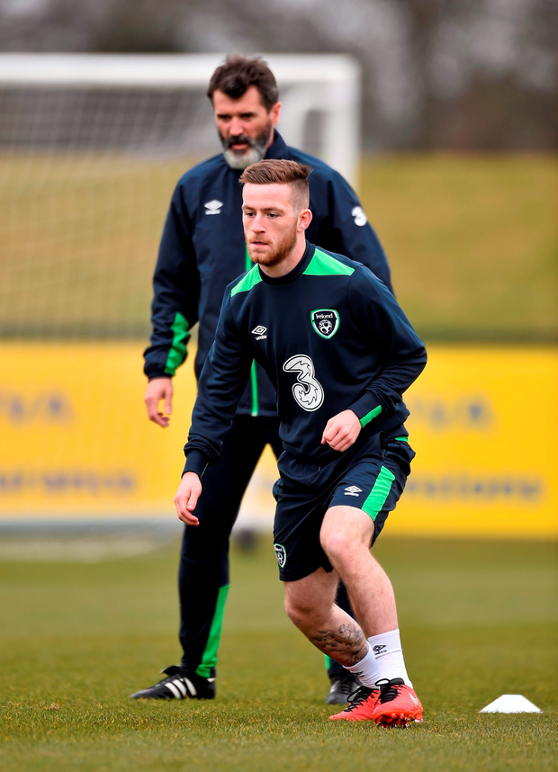 Republic of Ireland's Jack Byrne. Photo: Sportsfile