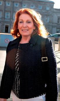 Kathleen Lynch said her fears proved correct in that water charges were a key reason why many Labour TDs lost their seats. Pic Tom Burke