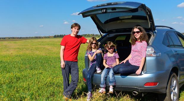 One reader is looking for a large saloon or estate car for his family (stock photo).