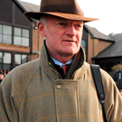 Willie Mullins. Photo: Seb Daly/Sportsfile