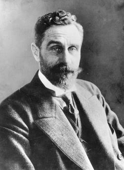 Roger Casement. Photo by Central Press/Getty Images
