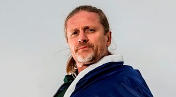 Emmanuel Petit. Photo: Billy Stickland/INPHO