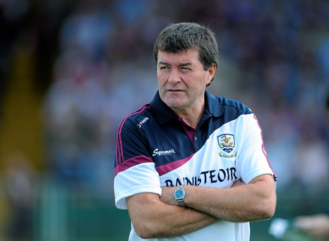 Former Galway manager John McIntyre (SPORTSFILE)