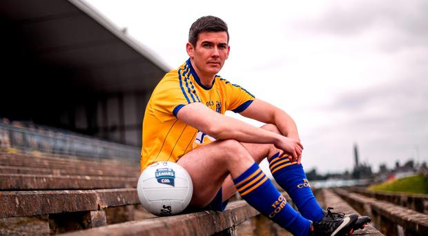 Roscommon's Sean Purcell (SPORTSFILE)