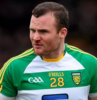 Full-back Neil McGee denied that Donegal had taken a relaxed attitude to the league after their opening wins. Picture credit: Sportsfile
