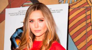 "Actress Elizabeth Olsen arrives for the Los Angeles premiere of Sony Pictures Classics ""I Saw The Light"""
