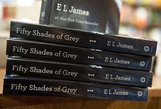 The 'Fifty Shades' trilogy was a publishing phenomenon, shifting more than 125 million copies worldwide