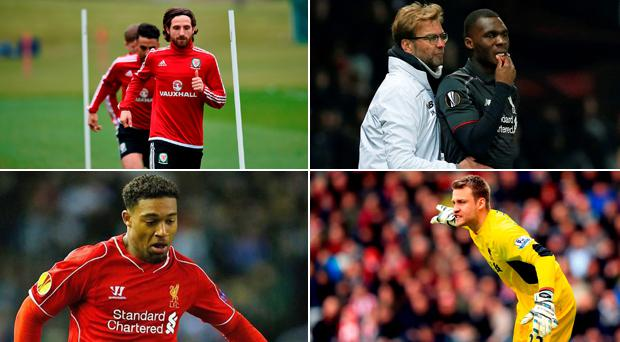 Liverpool are expected to offload a number of players in the summer