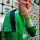 Rob Elliot. Photo: Sportsfile