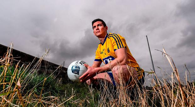 The performances of Sean Purcell and his Roscommon team-mates have energised the league campaign. Photo: Sportsfile