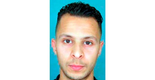 Salah Abdeslam. Photo: Police Nationale/PA Wire