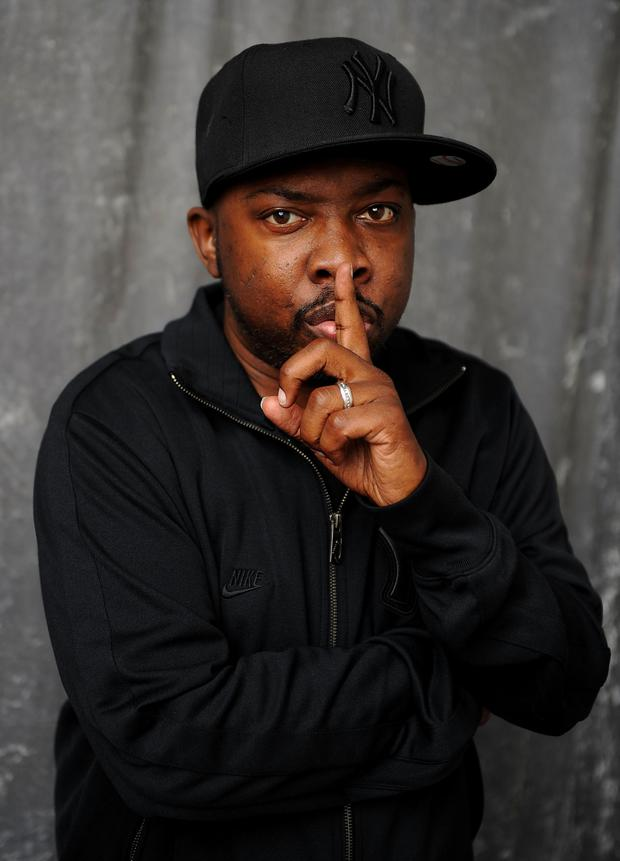 Phife Dawg of A Tribe Called Quest visits the Tribeca Film Festival 2011 portrait studio on April 27, 2011 in New York City. (Photo by Andrew H. Walker/Getty Images for Tribeca Film Festival)