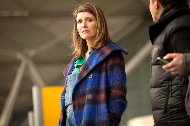 Sharon Horgan, co-creator and leading lady of the acclaimed sitcom Catastrophe