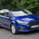 The Ford S-Max