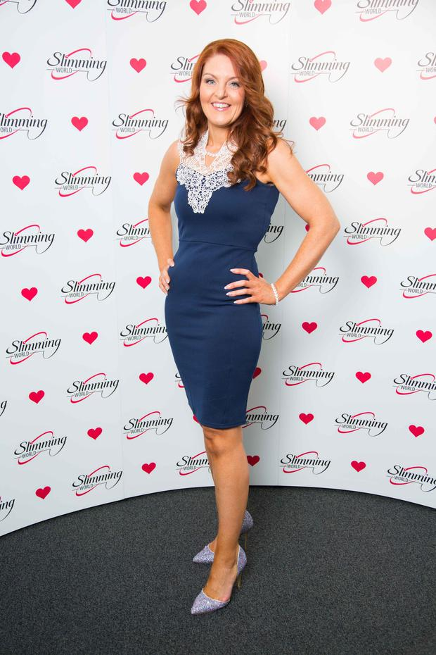 Tracey now runs two Slimming World classes in Kildare
