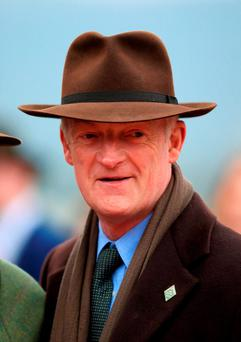 Willie Mullins (Mike Egerton/PA Wire)