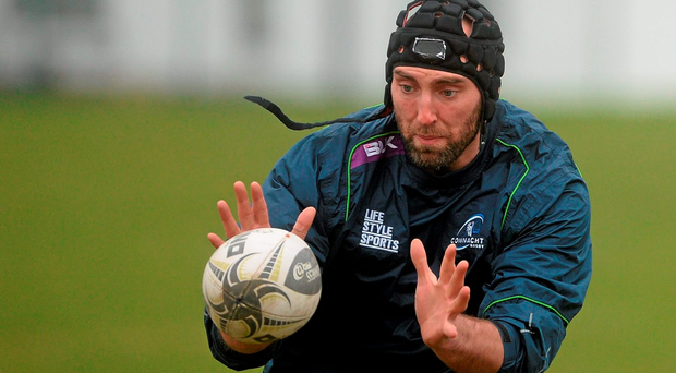 John Muldoon, who has seen worst days than most in Connacht, admits the players are in 'dreamland at the moment (SPORTSFILE)