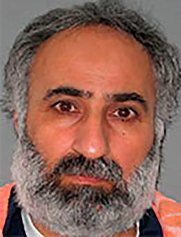 Abd al-Rahman Mustafa al-Qaduli is seen in an undated picture from the US Department of State. Photo: Reuters