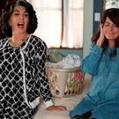Andrea Martin and Nia Vardalos in the sequel to My Big Fat Greek Wedding.