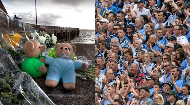 There will be a special tribute to the victims of the Buncrana tragedy at Croke Park this evening