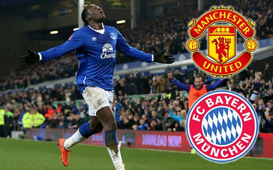 Could Romelu Lukaku be on his way out of Everton?