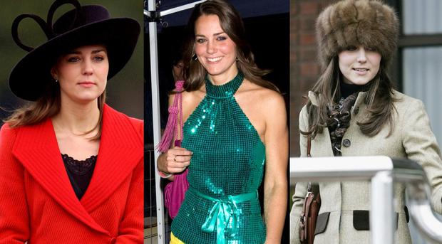 Kate Middleton's pre-royal style