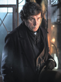 Free spirit: Stephen Rea's acting career has been defined by his refusal to be restricted by labels Photo: Steffan Hill